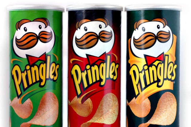Pringles: retains Grey as global lead agency