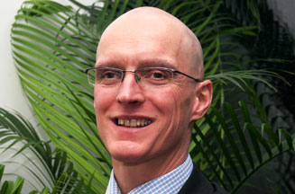 Robert Ray, marketing director, Newspaper Society