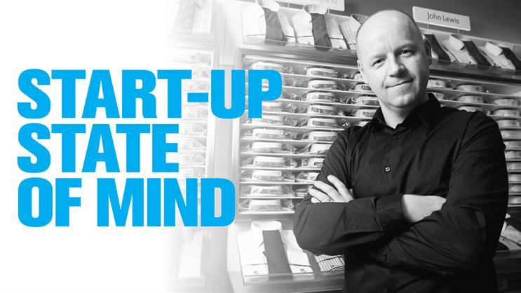 Brands need a start-up state of mind, says John Lewis' Craig Inglis