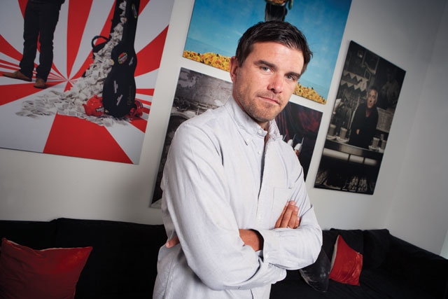 Andy Bird new ECD at Publicis