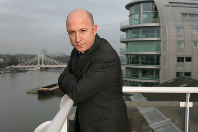 Martin Brooks is the chief executive of Work Club