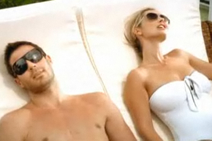 Thomas Cook: 2010 Redknapp campaign