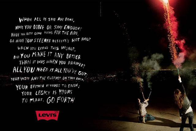 Recent Levi's work
