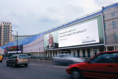 Advertising...global downturn could be reaching trough
