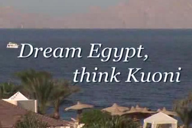 Kuoni: latest campaign promotes winter holiday sale