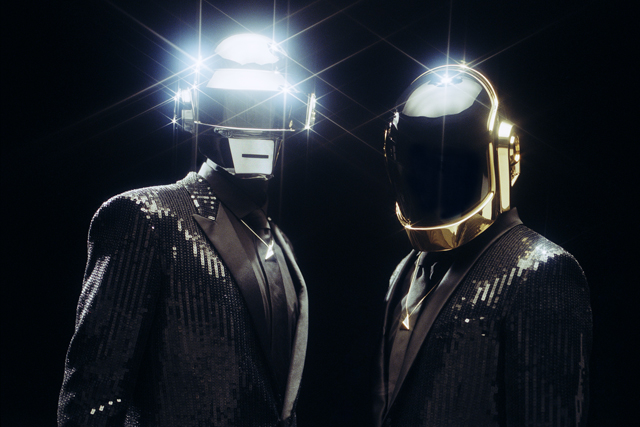 Daft Punk duo remain anonymous for fan-led launch campaign