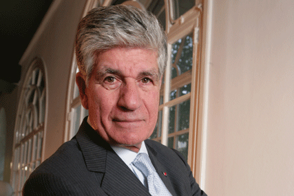 Maurice Levy: tweeting like a bird
