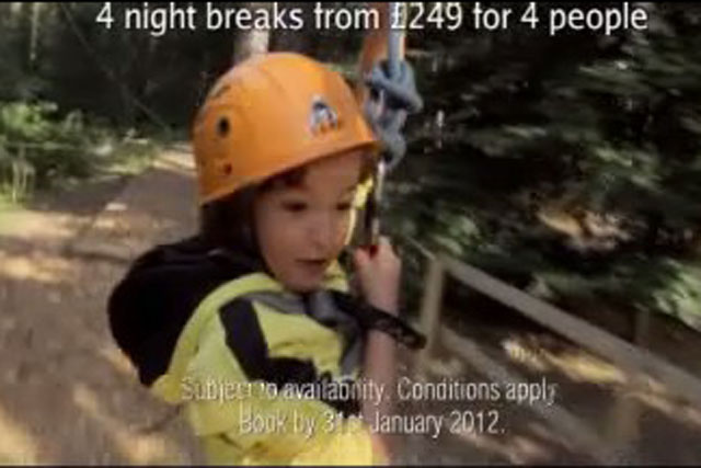 Center Parcs: ad banned for omitting full information about offer's available travel periods