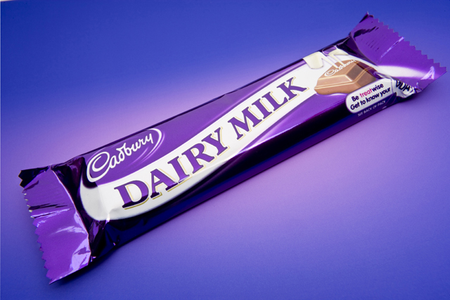 Cadbury and Nestlé: What's in a colour?