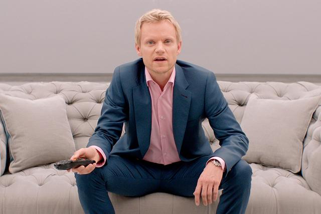 Virgin Media: 2011 TiVo campaign