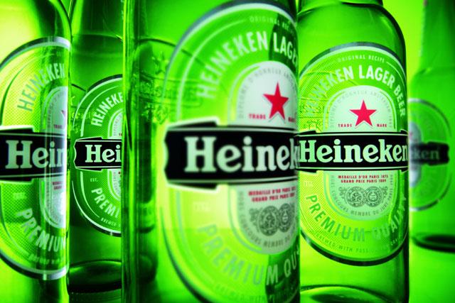 Heineken: rolls out Olympic activity
