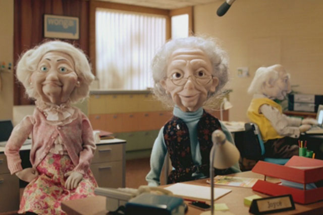 Recent work for Wonga