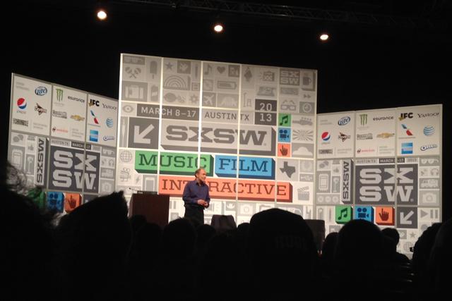 Tim Berners-Lee at SXSW