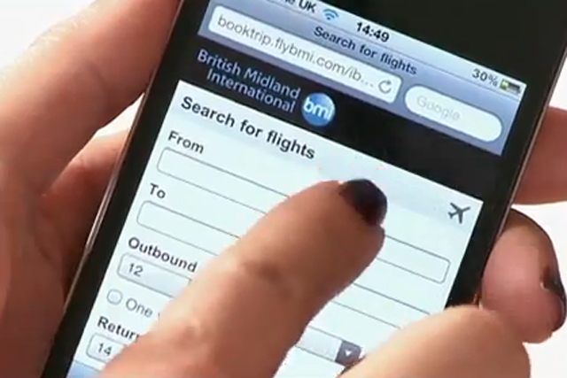 Bmi: launches first UK airline mobile booking site