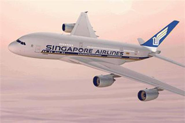 Singapore Airlines: signs sponsorship deal with the Discovery Channel