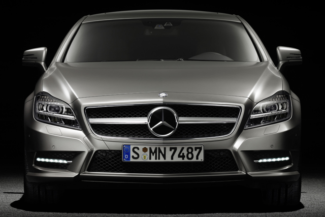 Mercedes-Benz: leads the pack in Superbrands Consumer rankings