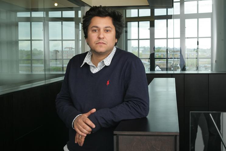 Zaid Al-Zaidy: joining McCann