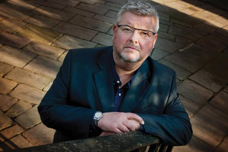 Andy Jones: he has left IPG Mediabrands after 30 years