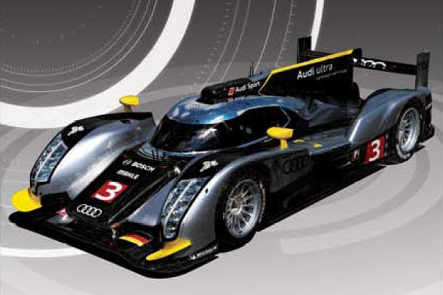 Audi: introduces Le Mans app