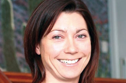 Lindsay Weedon...new Maxus UK CEO