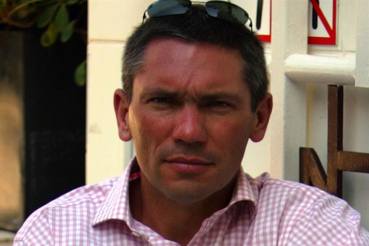 Andrew Robertson: BBDO chief describes St John Walshe as a true internationalist
