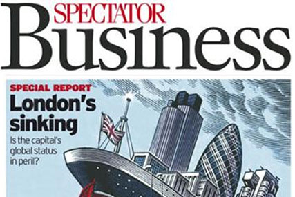 Spectator Business: going monthly from October
