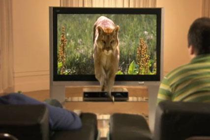 Panasonic: to sponsor films on Sky 3D