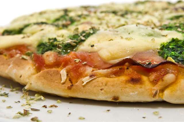 Pizza: the value of sales has increased by 22% in the past five years