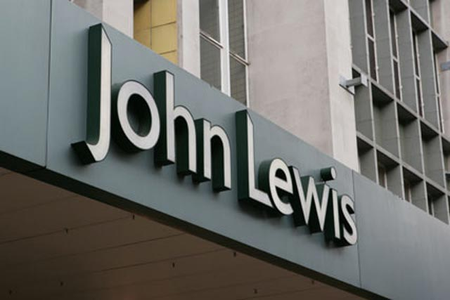 John Lewis: sales up but operating profit down
