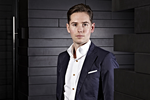 Giles Gordon, marketing director, Kao UK