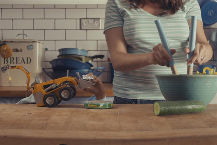 Dairylea: appoints BMB