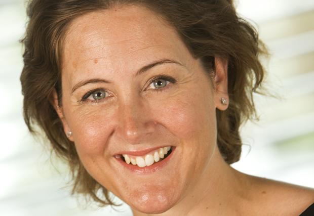 Amanda Turnbull: group publishing director at Esquire and Harper's Bazaar