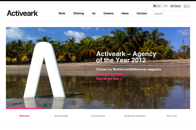 WT acquires majority stake in leading digital agency, Activeark Oy in Finland