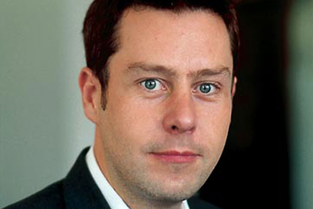 Johnston: stepping down as the joint head of buying at OMD