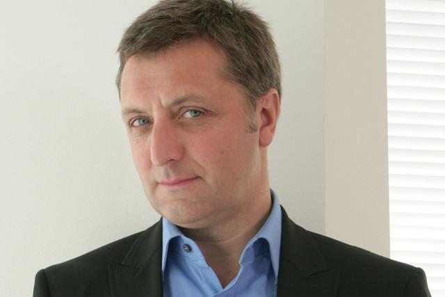 Jerry Buhlmann: chief executive of Aegis Group