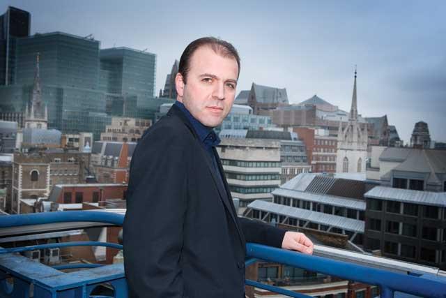 Agostino Di Falco, partnerships director, Channel 5