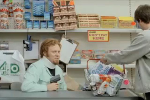 Channel 4: 'convenience store' campaign
