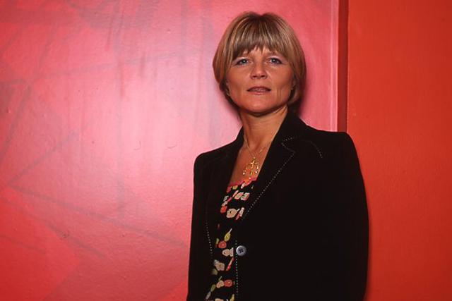 Managing director of commercial and online at ITV Fru Hazlitt