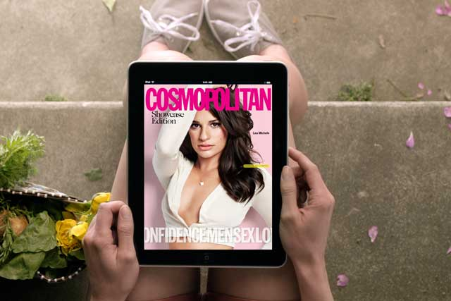 Cosmopolitan now has a paid average net digital circulation figure of 13,298