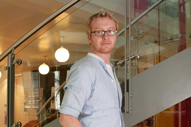 Tony Quinn is the chief strategy officer-in-waiting of Publicis