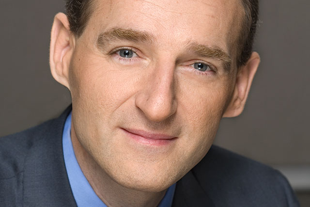 Patrice Louvet: becomes president of P&G's global male grooming division on 1 July