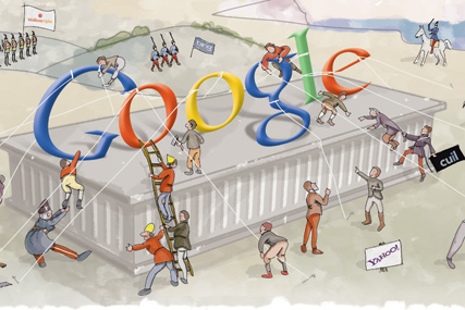 What will it take to topple Google?