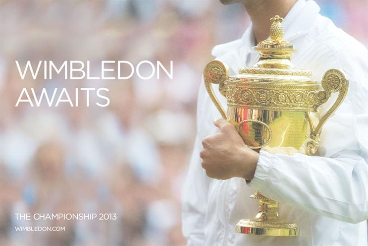 Wimbledon Awaits: All England Club unveils campaign devised by Space