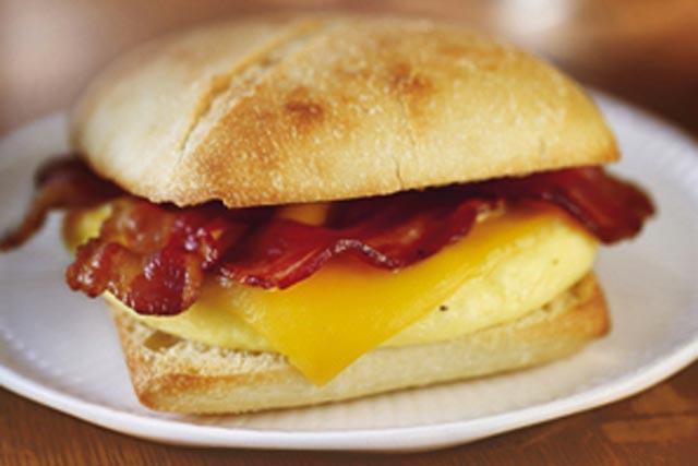 Starbucks: new breakfast range has boosted company's performance