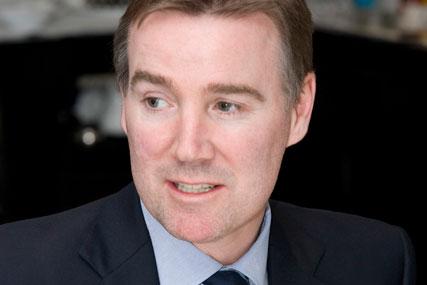 ITV chief executive Adam Crozier