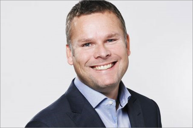 Matt Salmon: appointed head of agency sales at Channel 4