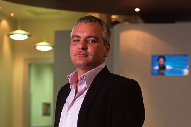Gerry Boyle: chief executive, ZenithOptimedia UK