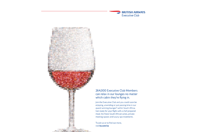 OgilvyOne campaign for British Airways' Executive Club