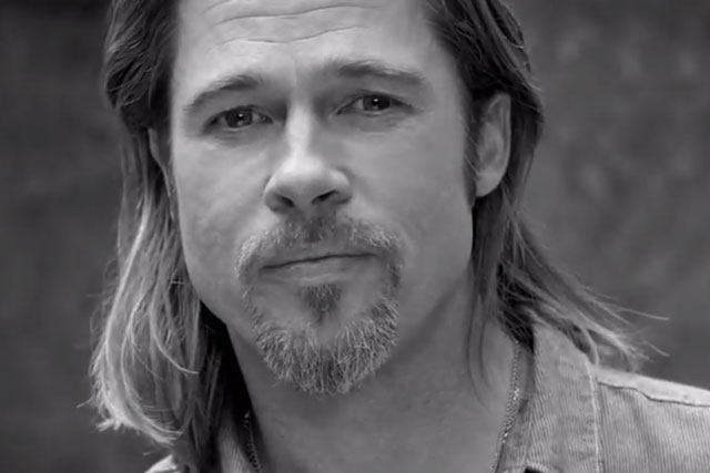 Chanel No5: Brad Pitt fronts ads