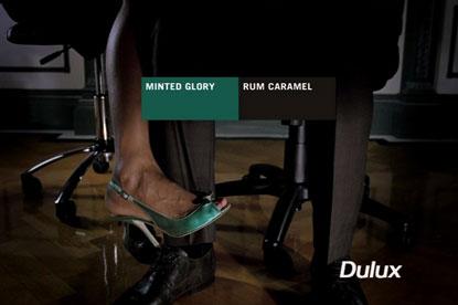 Dulux... part of AkzoNobel review